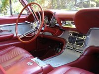 1963 Ford Thunderbird picture, interior