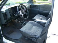 Picture of 1986 GMC Jimmy, interior, gallery_worthy