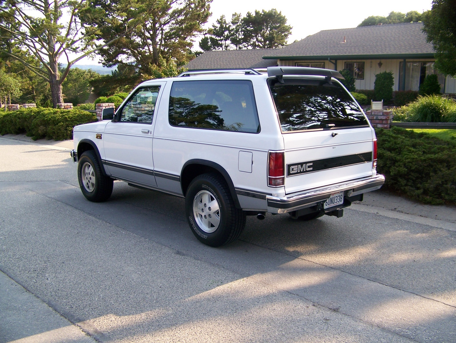 1986 Gmc Jimmy Overview Cargurus