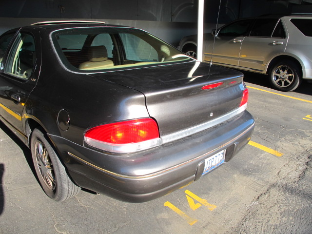 Picture of 2000 Chrysler Cirrus 4 Dr LXi Sedan, exterior