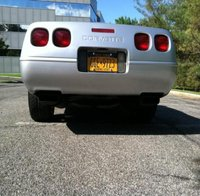 Picture of 1996 Chevrolet Corvette Grand Sport Convertible, exterior, gallery_worthy