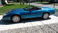 Picture of 1992 Chevrolet Corvette Convertible, exterior