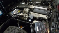Picture of 1992 Chevrolet Corvette Convertible, engine
