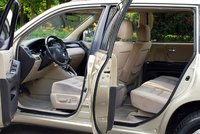Picture of 2001 Toyota Highlander Limited V6 AWD, interior, gallery_worthy