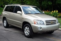 Picture of 2001 Toyota Highlander Base V6 AWD, exterior, gallery_worthy