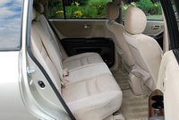 Picture of 2001 Toyota Highlander Base V6 AWD, interior, gallery_worthy