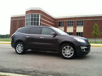 2013 Chevrolet Traverse 2LT picture, exterior