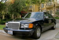 Picture of 1990 Mercedes-Benz 560-Class 4 Dr 560SEL Sedan, exterior