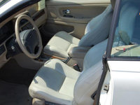 Picture of 2004 Volvo C70 LPT Turbo Convertible, interior, gallery_worthy