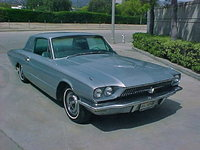 1966 Ford Thunderbird picture, exterior