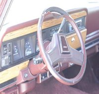 Picture of 1993 Jeep Grand Cherokee STD 4WD, interior