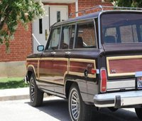 Picture of 1993 Jeep Grand Cherokee STD 4WD, exterior