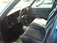 Picture of 1983 Pontiac Bonneville STD Wagon, interior