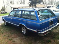 Picture of 1983 Pontiac Bonneville STD Wagon, exterior, gallery_worthy