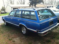 Picture of 1983 Pontiac Bonneville STD Wagon, exterior