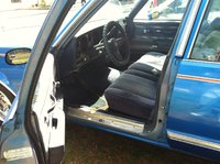 Picture of 1983 Pontiac Bonneville STD Wagon, interior, gallery_worthy