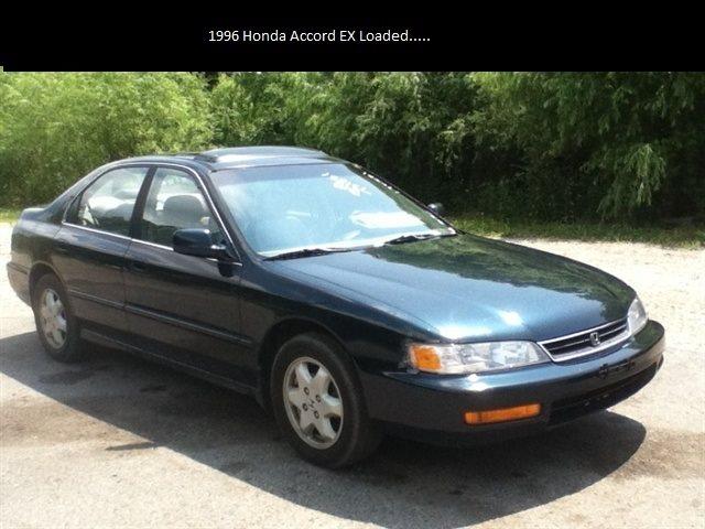 Picture of 1996 Honda Accord EX V6, exterior