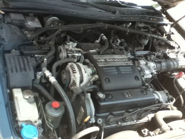 Picture of 1996 Honda Accord EX V6, engine