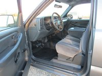 Picture of 2007 GMC Sierra 2500HD 2 Dr Work Truck Standard Cab 2WD, interior