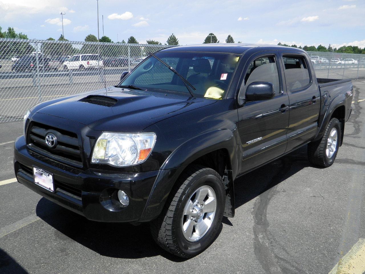 2008 Toyota Tacoma Pictures Cargurus