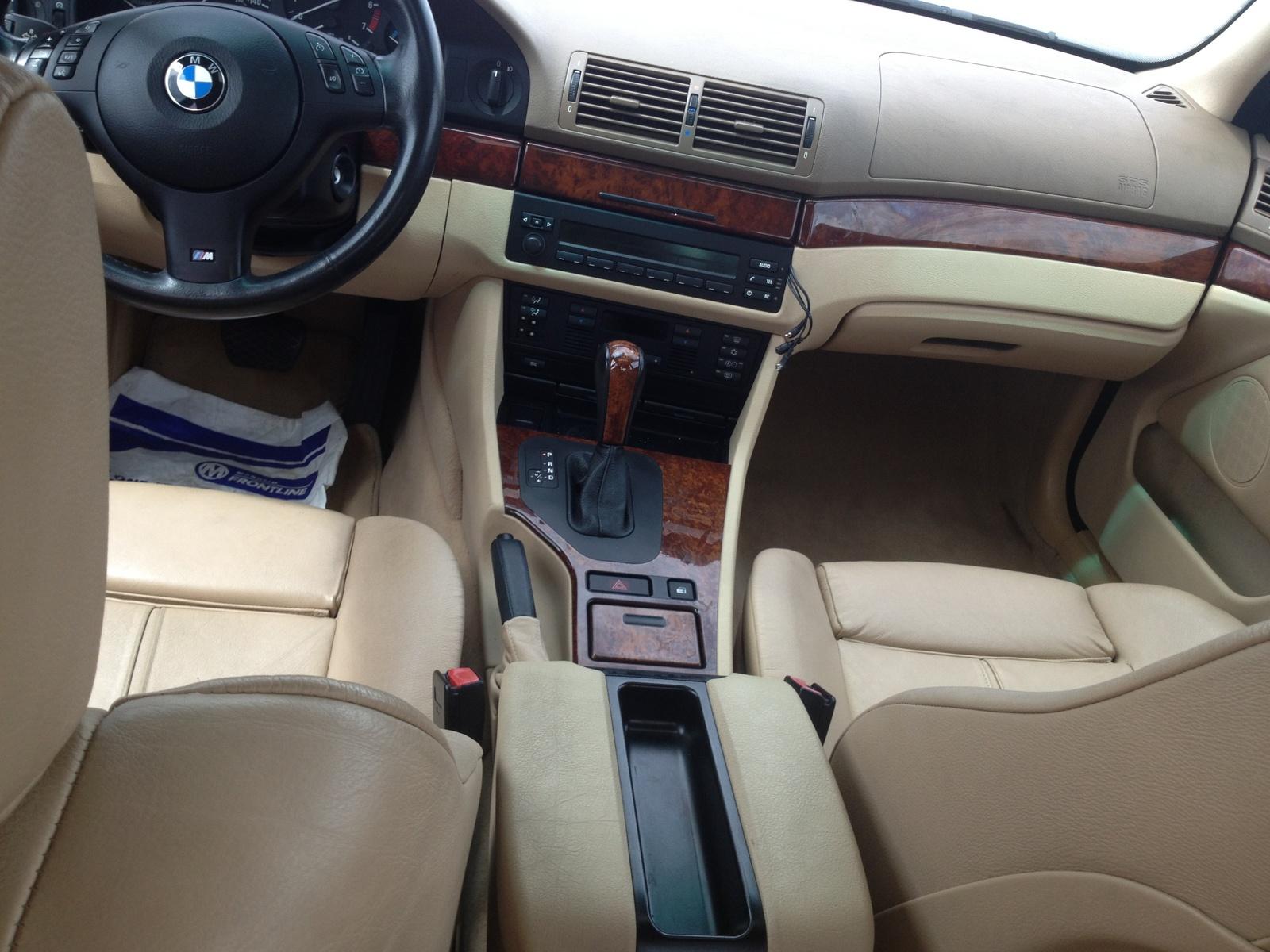 2003 Bmw 5 Series Interior Pictures Cargurus