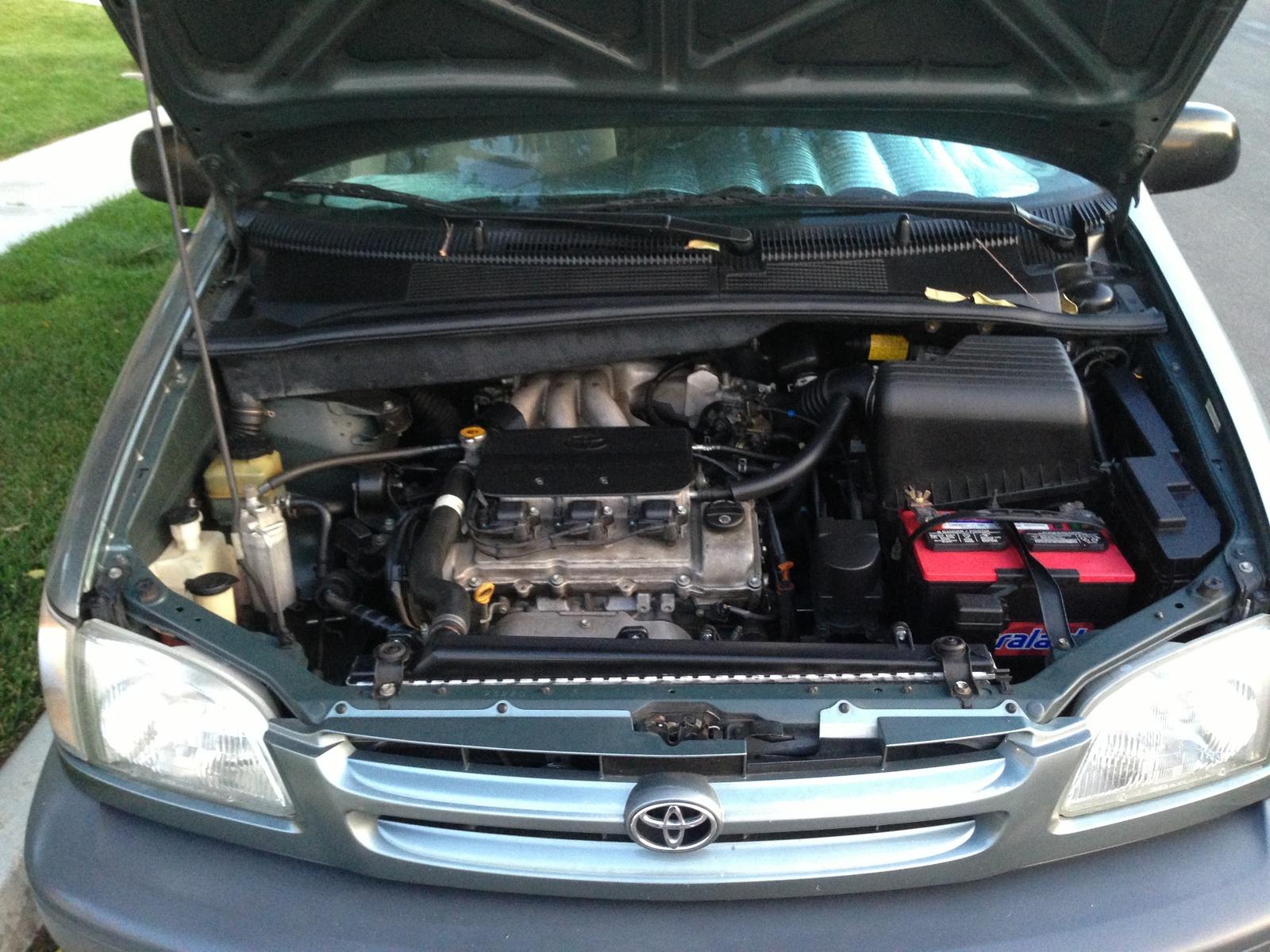 Plastic Toyota Sienna Engine Parts Plastic Free Engine