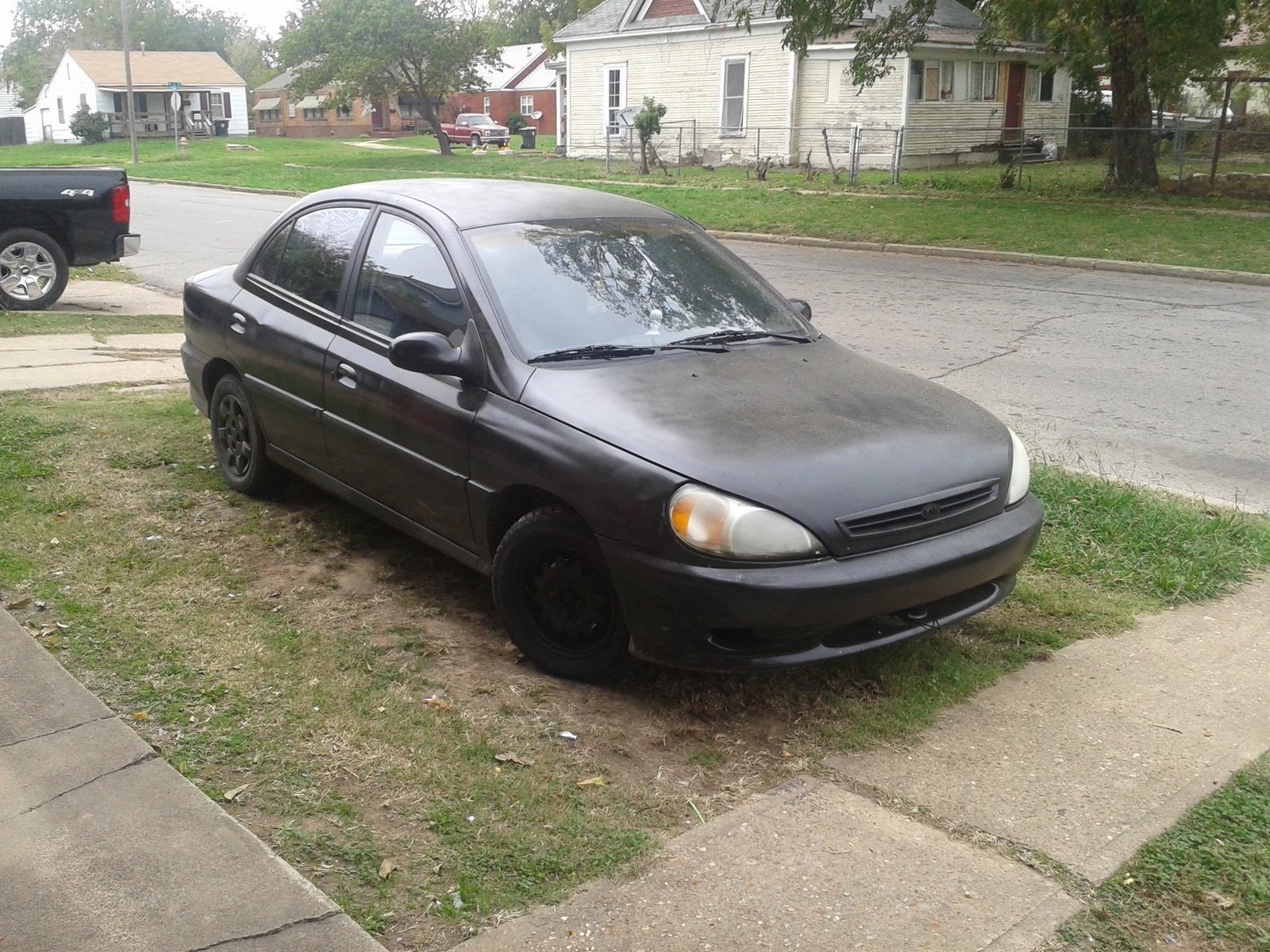 2001 Kia Rio 15 related infomationspecifications  WeiLi