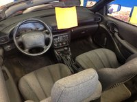 Picture of 1996 Pontiac Sunfire 2 Dr SE Convertible, interior