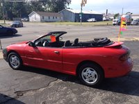 Picture of 1996 Pontiac Sunfire 2 Dr SE Convertible, exterior