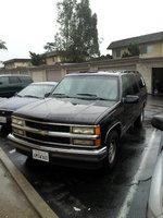 1995 Chevrolet Suburban C1500, for sale, exterior
