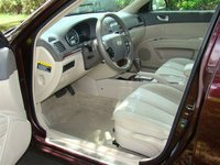 Picture of 2006 Hyundai Sonata LX, interior