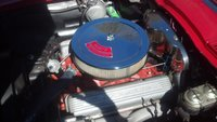 Picture of 1967 Chevrolet Corvette 2 Dr STD Convertible, engine