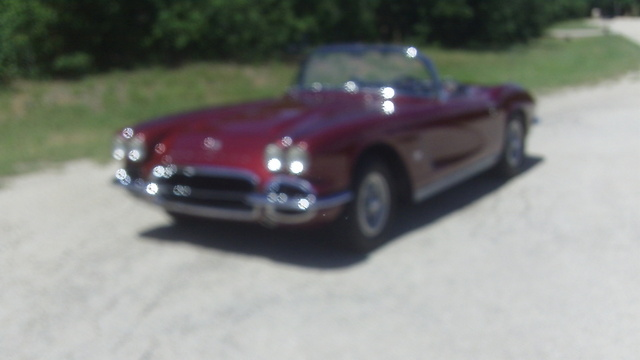 Picture of 1962 Chevrolet Corvette Convertible Roadster, exterior, gallery_worthy