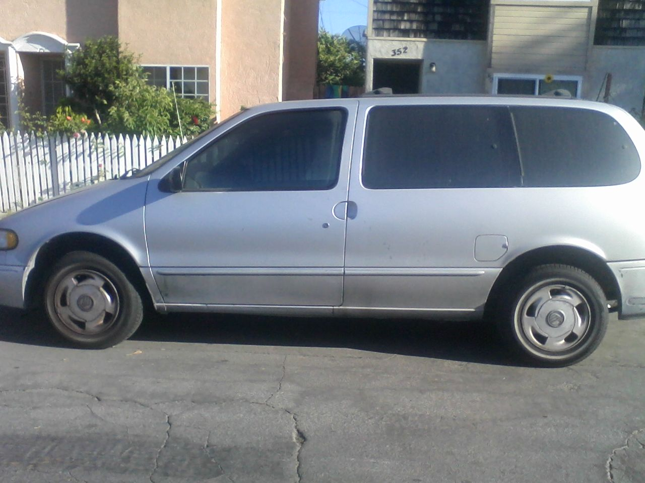 Picture of 1997 Mercury Villager 3 Dr GS Cargo Van