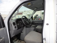 2012 Ford E-Series Cargo E-350 Super Duty, 2012 Ford E-Series Van E-350 Super Duty picture, interior