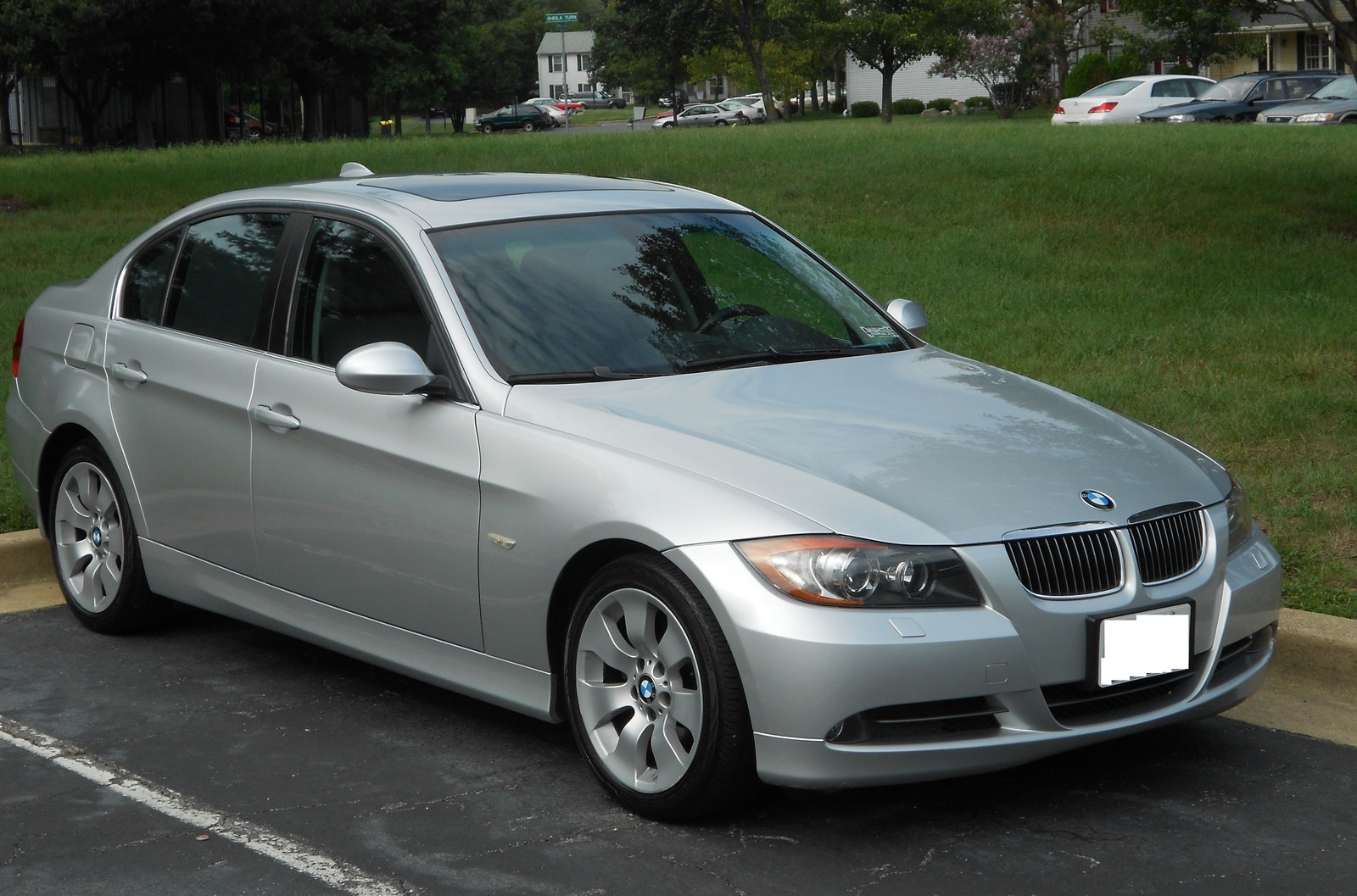 2006 bmw 3 series exterior pictures cargurus. Black Bedroom Furniture Sets. Home Design Ideas