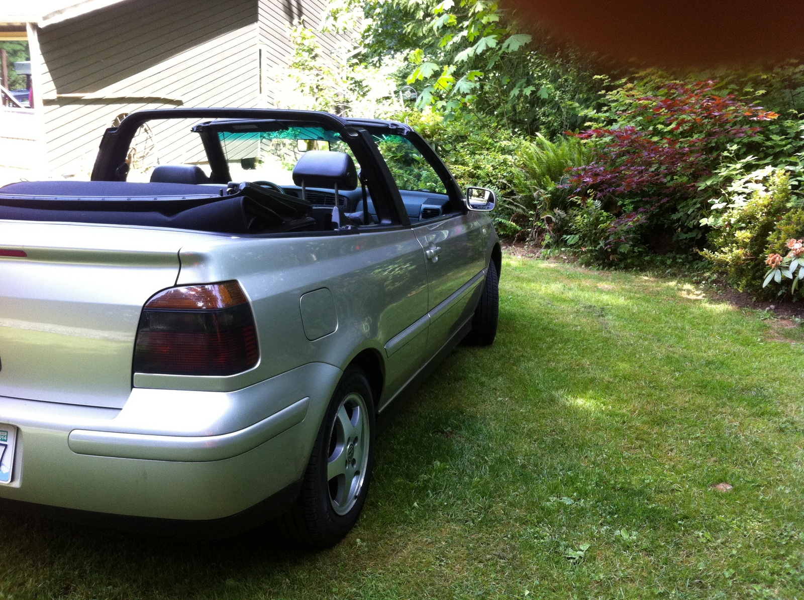 Picture of 2000 Volkswagen Cabrio 2 Dr GL Convertible