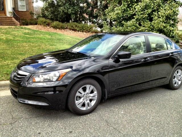 Picture of 2012 Honda Accord LX-P, exterior