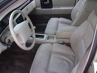 1994 Cadillac Seville STS picture, interior