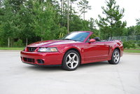 Picture of 2003 Ford Mustang SVT Cobra Supercharged Convertible, exterior, gallery_worthy
