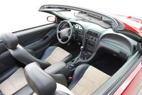 Picture of 2003 Ford Mustang SVT Cobra Supercharged Convertible, interior, gallery_worthy