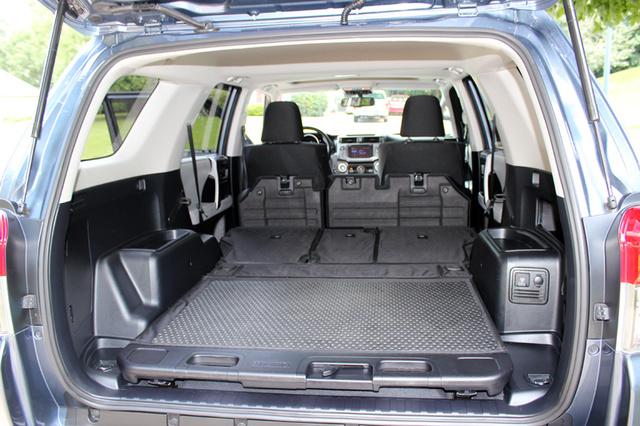 Picture Of 2012 Toyota 4Runner Trail 4WD, Interior, Gallery_worthy