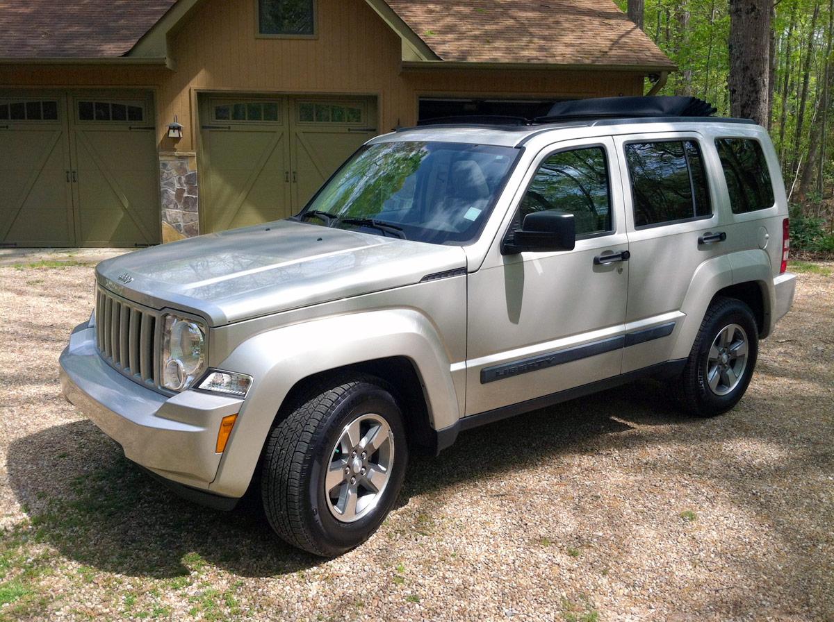 2008 Jeep compass fuel economy canada #5