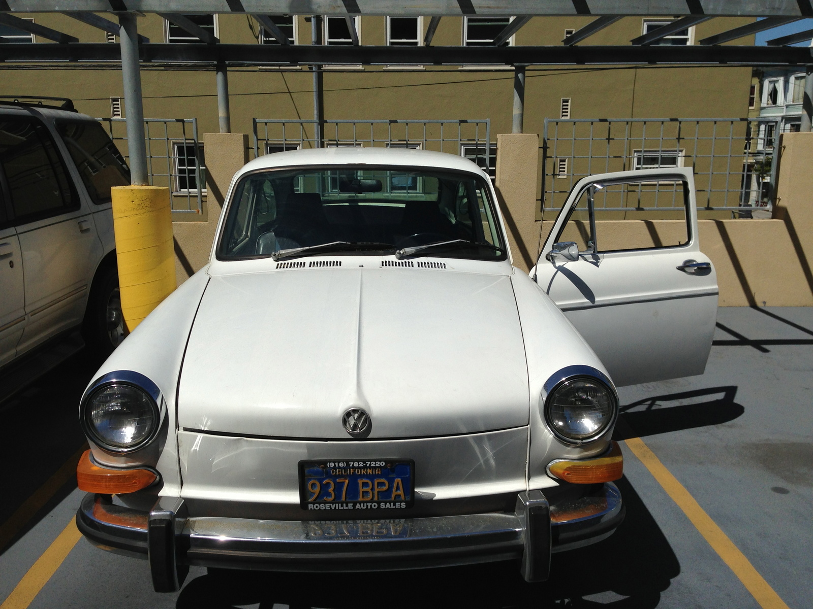 Picture of 1973 Volkswagen Type 3 Basic Compact, exterior
