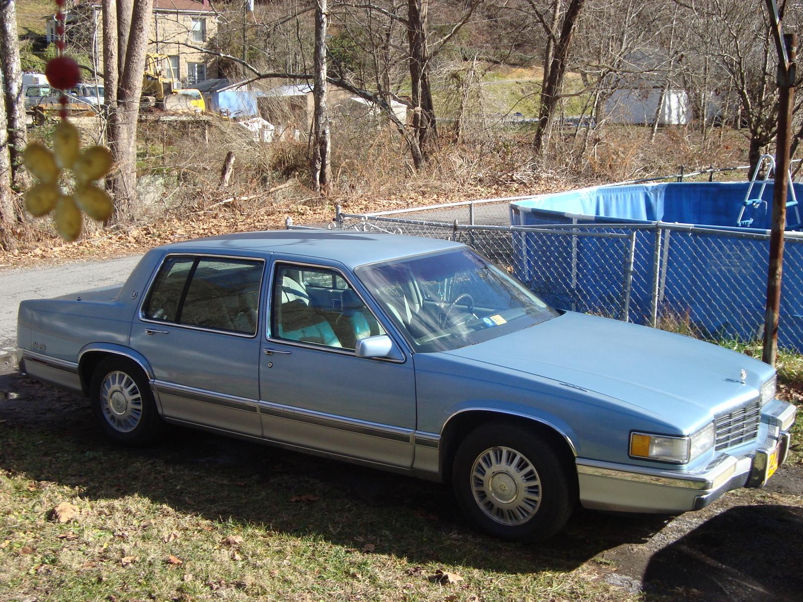 Cadillac DeVille Questions - my 93 deville has began