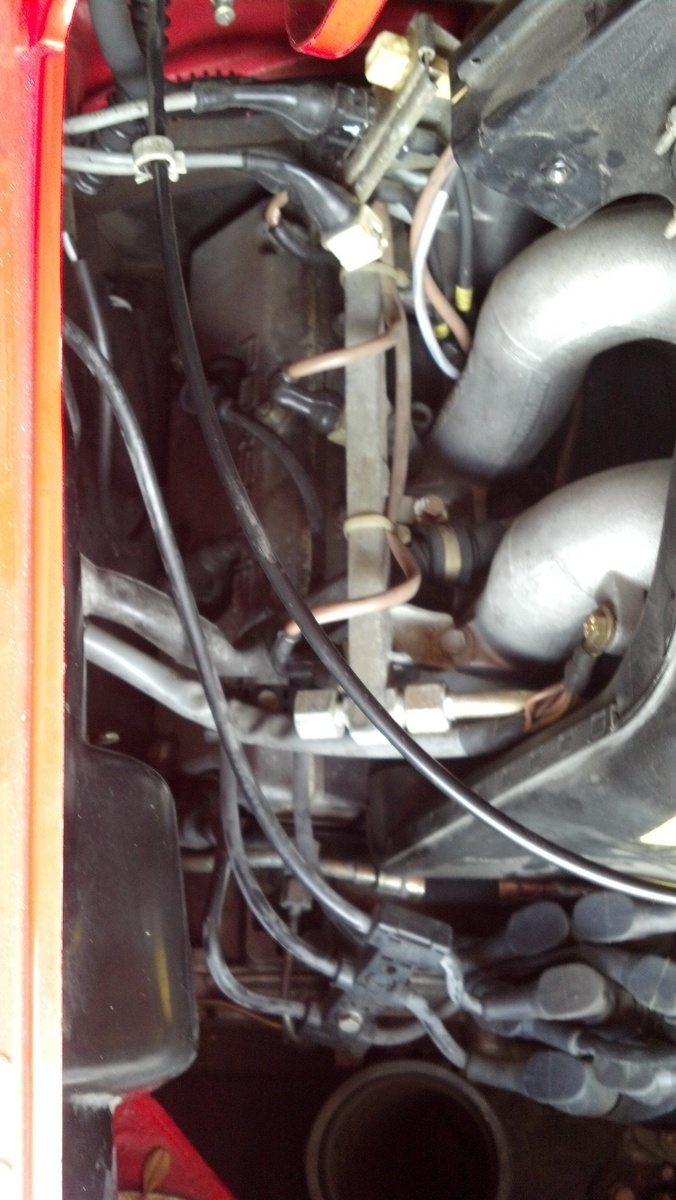 Porsche 911 Questions 1966 Cranks Over Well But No Spark 1973 Fuel Pump Mark Helpful