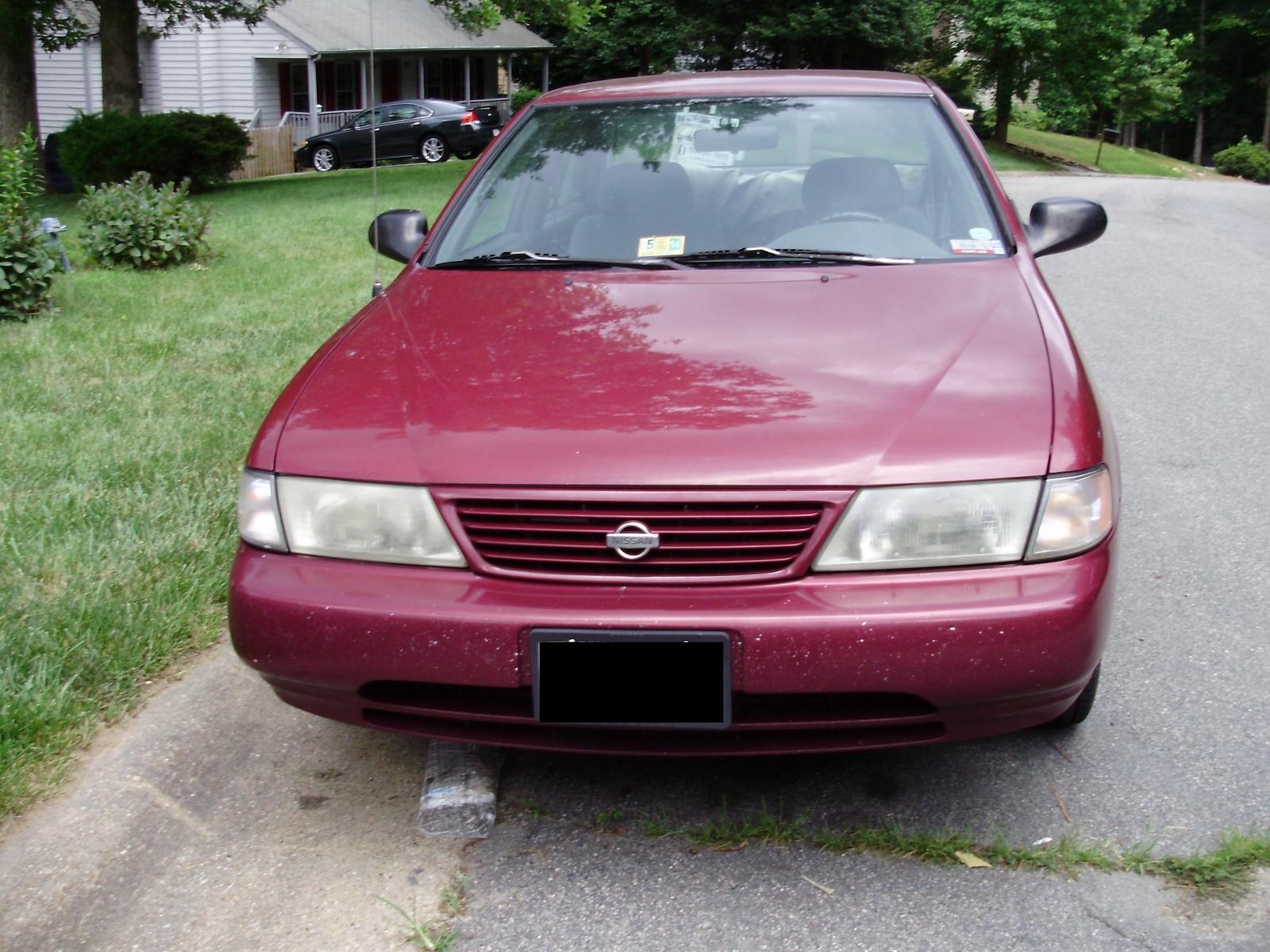 1997 Nissan Sentra - Pictures - CarGurus