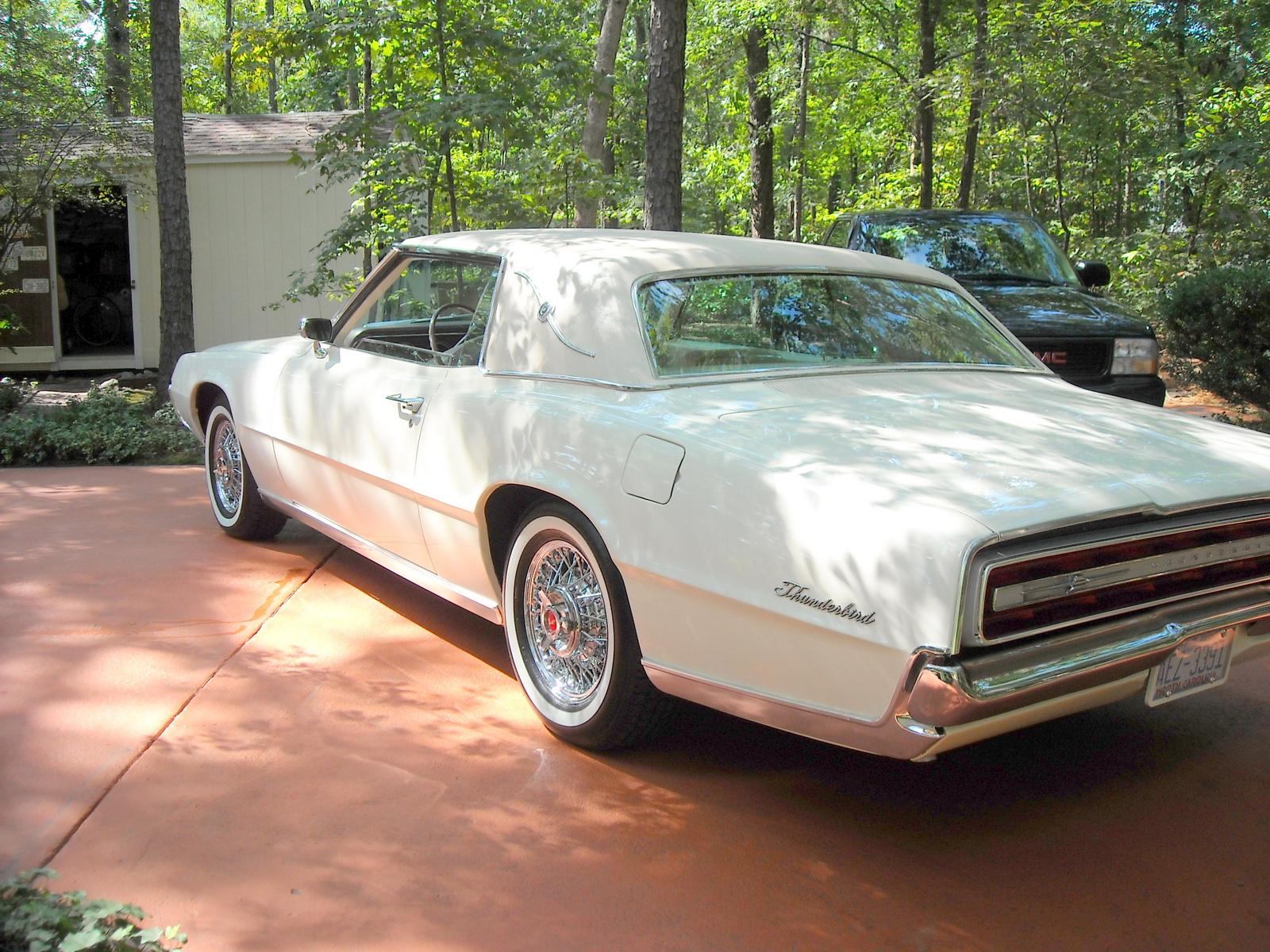 1967 Ford Thunderbird Pictures Cargurus