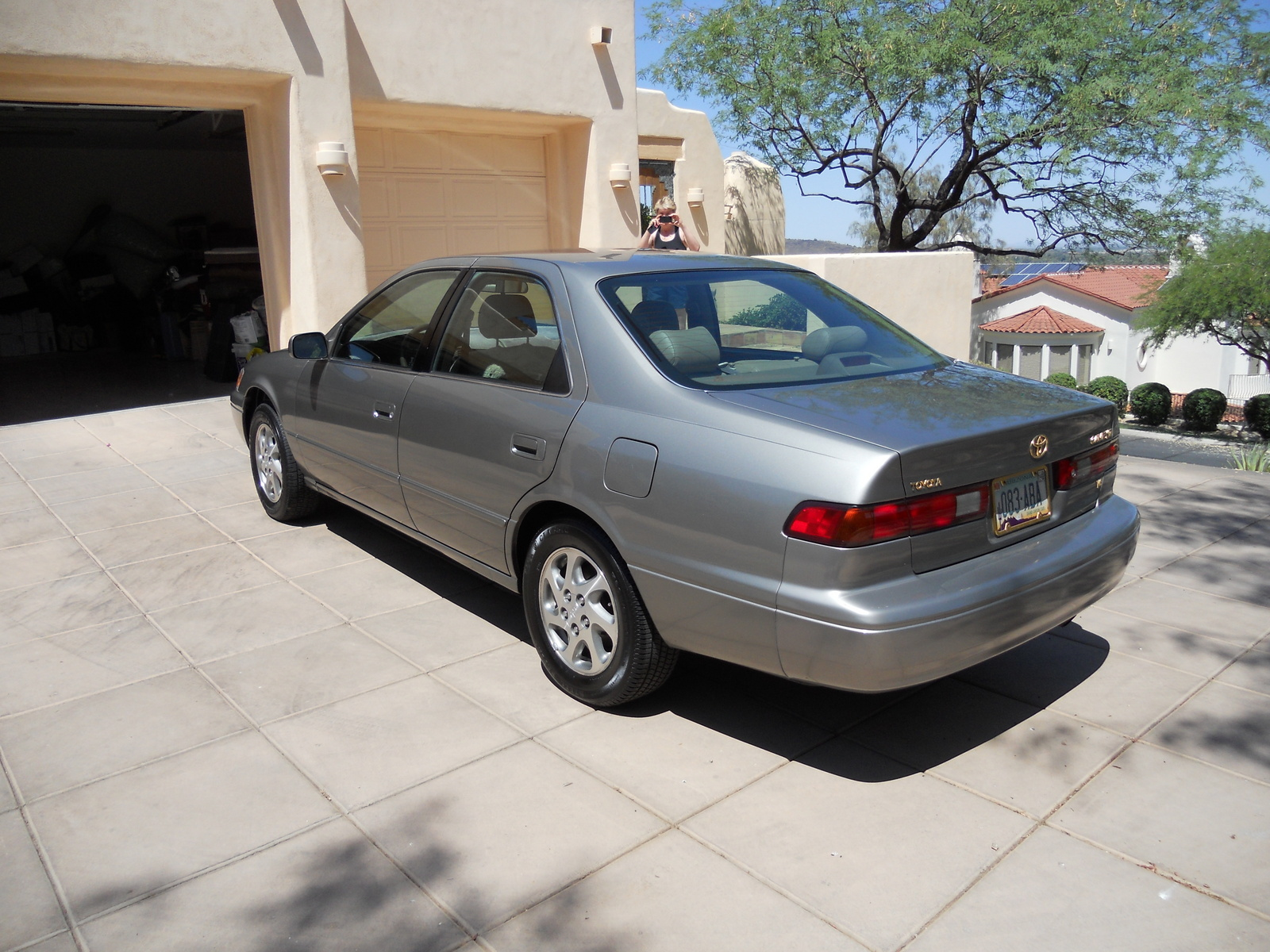 1997 Toyota Camry XLE V6 picture, exterior