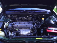 Picture of 2001 Nissan Altima GXE, engine